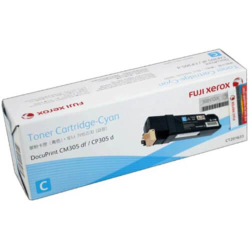 Genuine Fuji Xerox CT201633 Cyan Toner