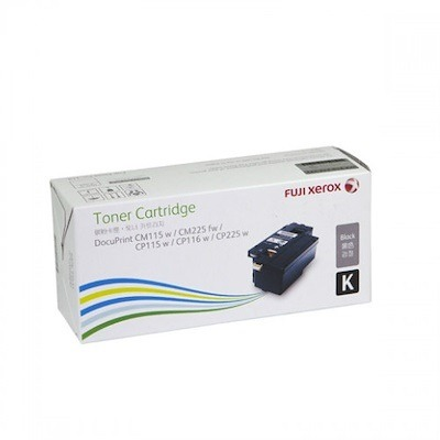 Genuine Fuji Xerox CT202264 Black Toner
