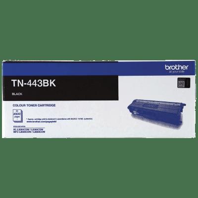 Product Genuine Brother TN-443BK Black Toner High Yield 1 Werko