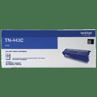 Product Genuine Brother TN-443C Cyan Toner High Yield 1 Werko