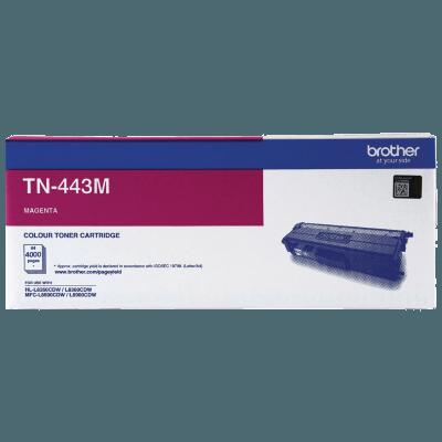 Product Genuine Brother TN-443M Magenta Toner High Yield 1 Werko