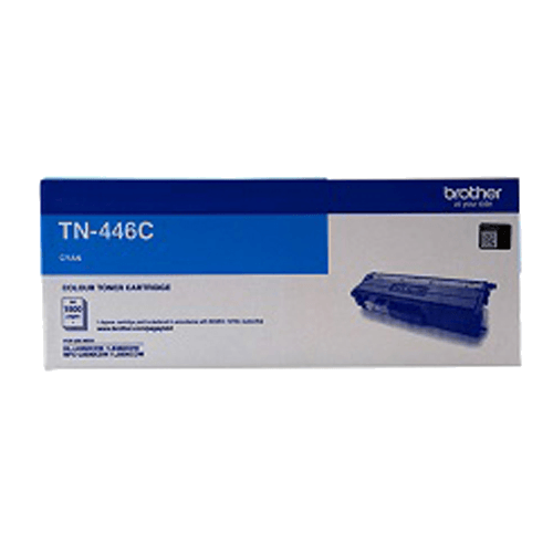 Product Genuine Brother TN-446C Cyan Toner Extra High Yield 1 Werko