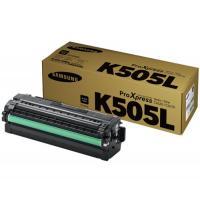 Genuine Samsung CLT-K505L Black Toner Cartridge