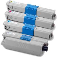 Product Compatible Oki C310 C330 Toner Cartridge Value Pack 1 Werko