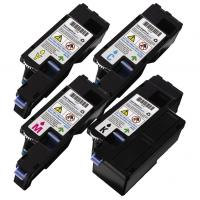 Compatible Fuji Xerox Docuprint CM115 CM225 CP225 Toner Value Pack High Yield