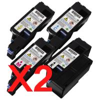 Compatible Fuji Xerox Docuprint CM115 CM225 CP225 Toner Value Pack