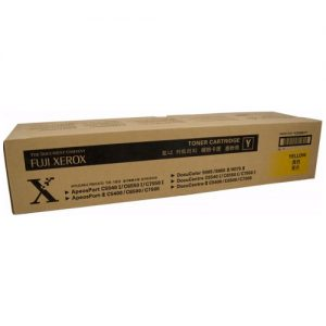 Genuine Fuji Xerox CT200571 Yellow Toner
