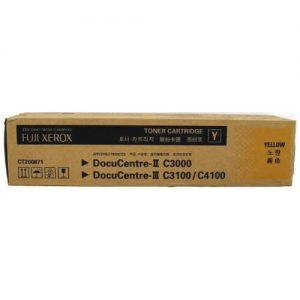 Genuine Fuji Xerox CT200871 Yellow Toner