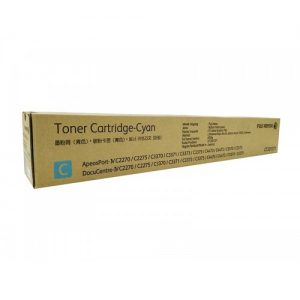 Genuine Fuji Xerox CT202635 Cyan Toner Cartridge