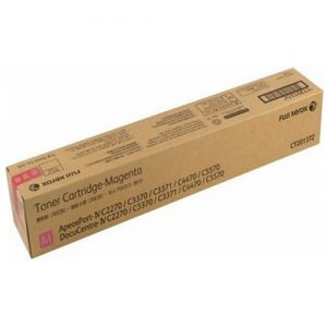 Genuine Fuji Xerox CT201372 Magenta Toner Cartridge