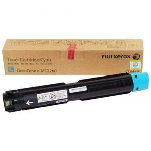 Genuine Fuji Xerox CT201435 Cyan Toner Cartridge