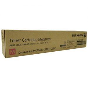 Genuine Fuji Xerox CT201436 Magenta Toner Cartridge