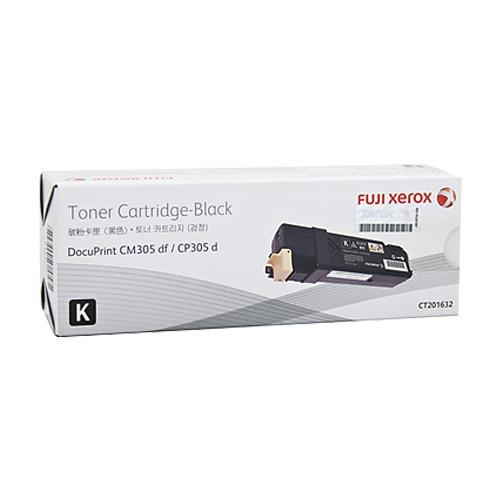 Genuine Fuji Xerox CT201632 Black Toner