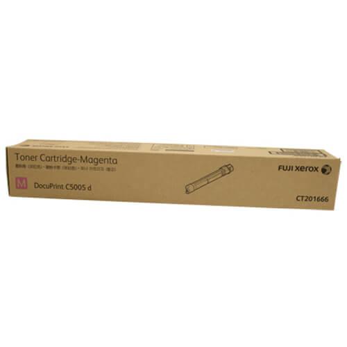 Genuine Fuji Xerox CT202636 Magenta Toner Cartridge