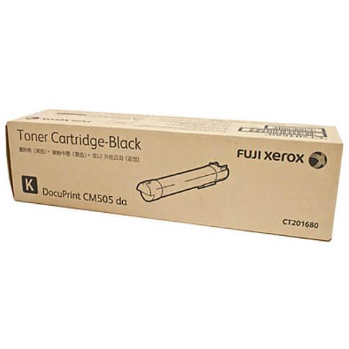 Genuine Fuji Xerox CT201680 Black Toner