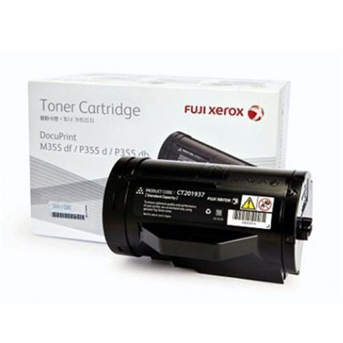 Genuine Fuji Xerox CT201937 Toner Cartridge