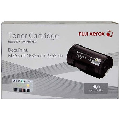 Genuine Fuji Xerox CT201938 Toner Cartridge High Yield