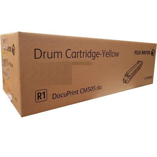 Genuine Fuji Xerox CT350902 Yellow Drum
