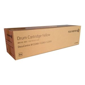 Genuine Fuji Xerox CT350950 Yellow Drum