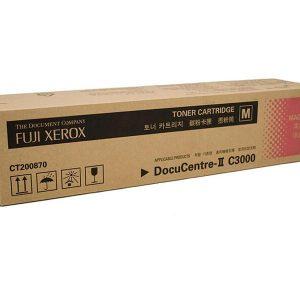 Genuine Fuji Xerox CT200870 Magenta Toner