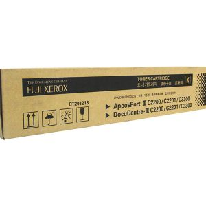 Genuine Fuji Xerox CT201213 Black Toner Cartridge