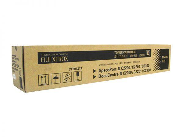 Genuine Fuji Xerox CT201213 Black Toner Cartridge