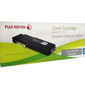 Genuine Fuji Xerox CT202034 Cyan Toner