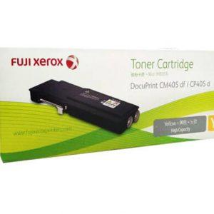 Genuine Fuji Xerox CT202036 Yellow Toner