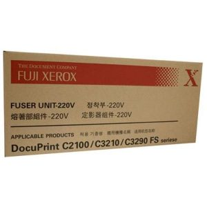 Genuine Fuji Xerox EL300637 Fuser Unit