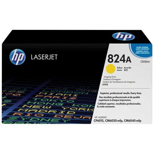 Product Genuine HP 824A Yellow Toner Cartridge CB382A 1 Werko