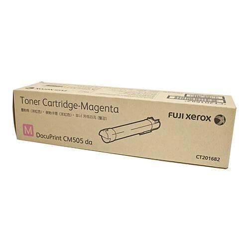 Genuine Fuji Xerox CT201682 Magenta Toner