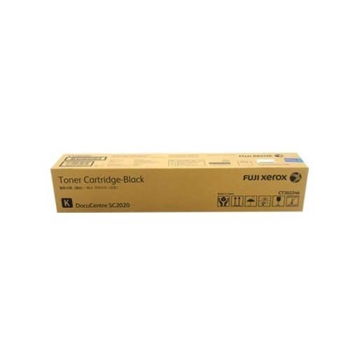 Genuine Fuji Xerox CT202246 Black Toner