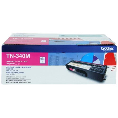 Product Genuine Brother TN-340M Magenta Toner 1 Werko