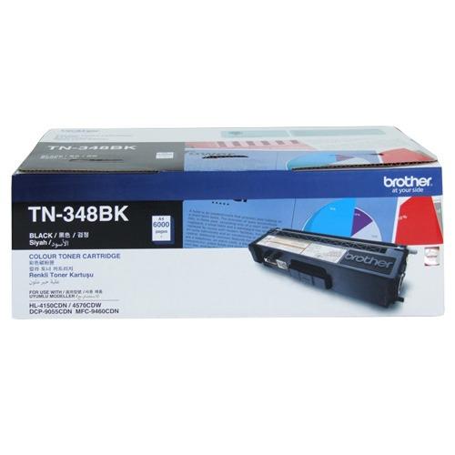 Product Genuine Brother TN-348BK Black Toner 1 Werko