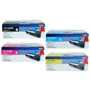 Product Genuine Brother TN-340 Toner Value Pack 1 Werko