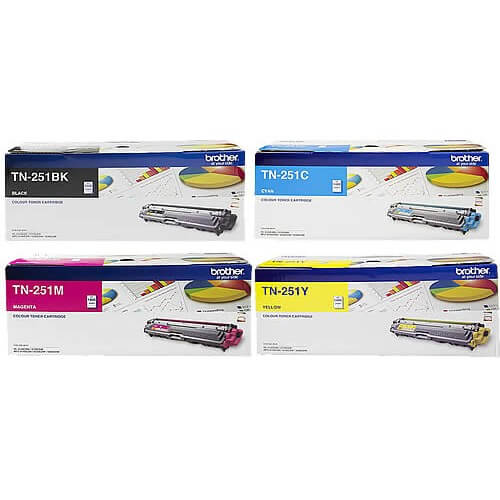 Product Genuine Brother TN-251 Toner Value Pack 1 Werko