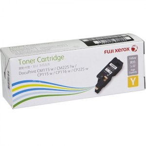 Genuine Fuji Xerox CT202267 Yellow Toner High Yield