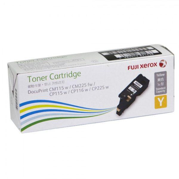 Genuine Fuji Xerox CT202270 Yellow Toner