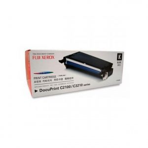 Genuine Fuji Xerox CT350481 Black Toner Cartridge