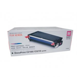 Genuine Fuji Xerox CT350483 Magenta Toner Cartridge