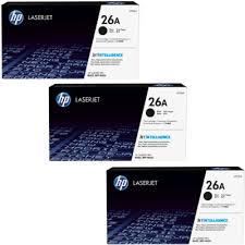 Product Genuine HP 26A Toner Cartridge 3 PACK CF226A 1 Werko