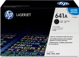 Product Genuine HP 641A Black Toner Cartridge C9720A 1 Werko