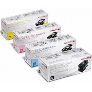 Genuine Fuji Xerox Docuprint CM205 CM215 CP205 Toner Value Pack