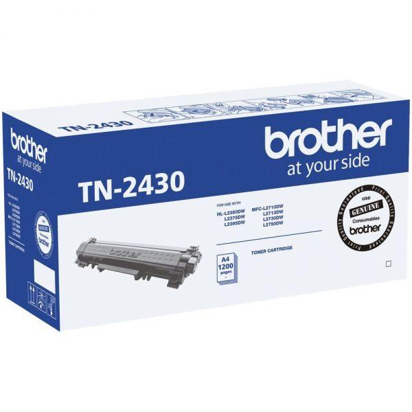 Product Genuine Brother TN-2430 Toner Cartridge 1 Werko