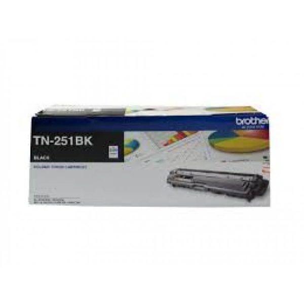 Product Genuine Brother TN-251BK Black Toner 1 Werko