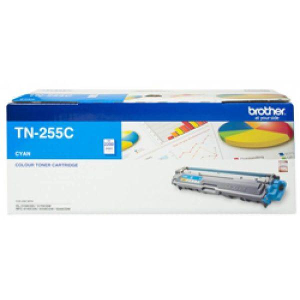 Product Genuine Brother TN-255C Cyan Toner 1 Werko