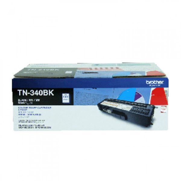 Product Genuine Brother TN-340BK Black Toner 1 Werko