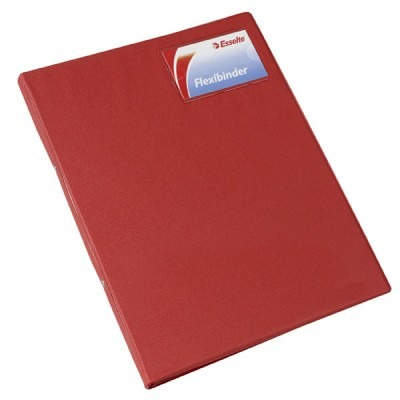 Product Esselte Flexi Binder A4 2 Ring 20mm Red 1 Werko