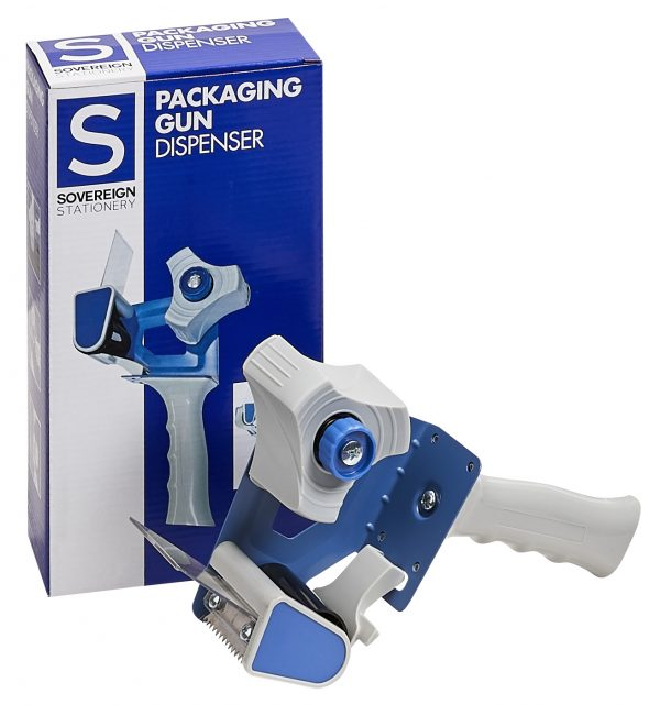 Product TAPE DISPENSER SOVEREIGN PACKAGING GUN 1 Werko