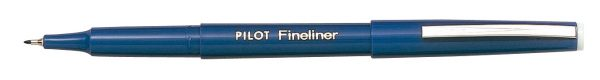 Product PEN PILOT FT FINELINER SW-PPF BLUE 1 Werko